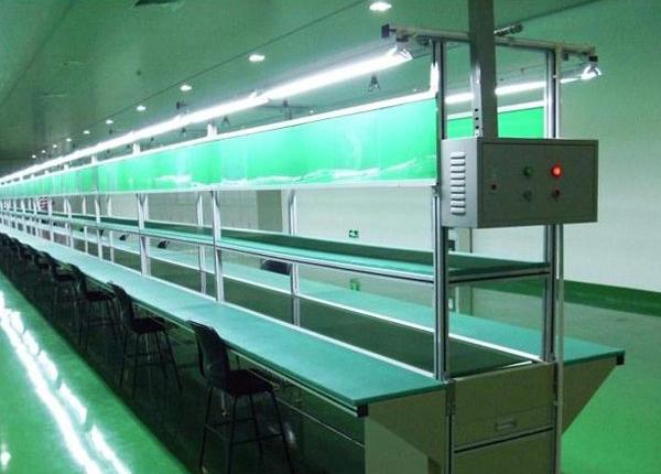 Ứng dụng của băng tải nhiều tầng trong công nghiệp