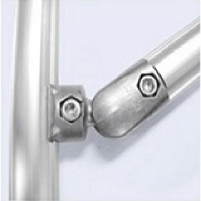 Khớp nhôm ống AL-10